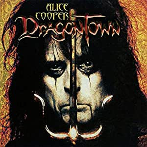 Cooper, Alice - Dragontown (2019RSD2/2LP/Orange vinyl)
