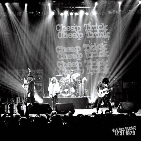 Cheap Trick - Are You Ready? Live 12/31/1979 (2019RSD2/2LP)