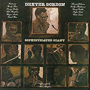 Gordon, Dexter - Sophisticated Giant (RI)