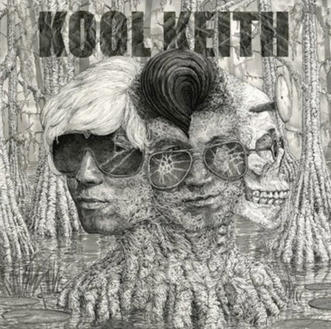 Kool Keith - Complicated Trip (2019RSD/Indie Exclusive/Ltd Ed/Interactive Playable & Animated Etched vinyl)