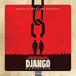 Various Artists - Django Unchained OST (2LP/Gatefold)