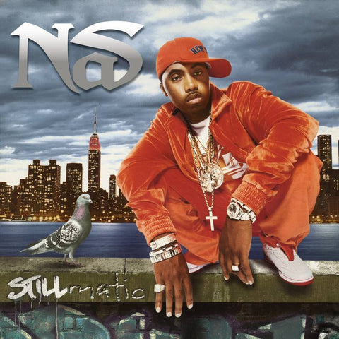Nas - Stillmatic (2019RSD2/2LP/Ltd Ed/RI/Silver vinyl)