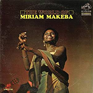 Makeba, Miriam - The World of Miriam Makeba (RI)