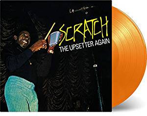 Upsetters - Scratch the Upsetter Again (Ltd Ed/RI/180G/Orange vinyl)