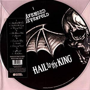 Avenged Sevenfold - Hail to the King (2LP/Picture Disc)