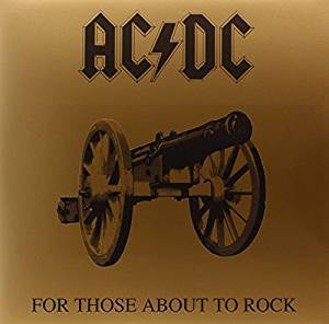 AC/DC - For Those About to Rock We Salute You (RI/RM/180G)