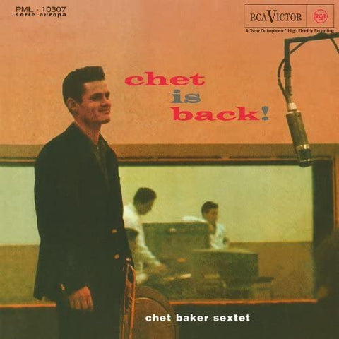 Baker, Chet - Chet Is Back.