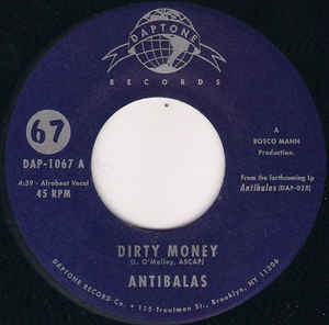 Antibalas - Dirt Money 7""