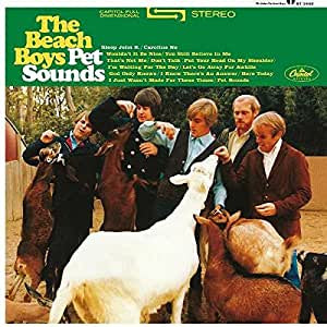 Beach Boys - Pet Sounds (Stereo/RI/180G)