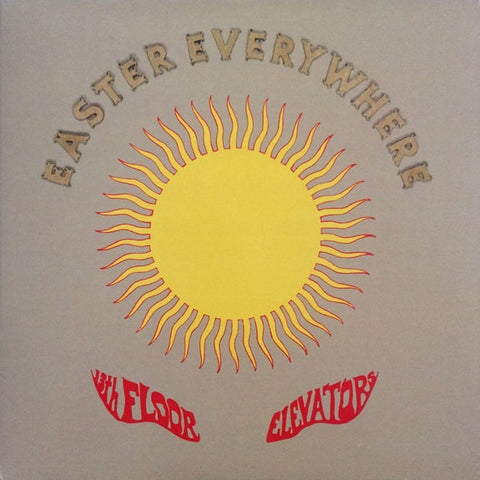 13th Floor Elevators - Easter Everywhere (RI/Coloured vinyl)