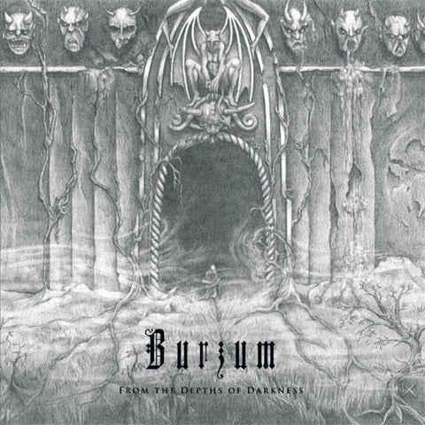 Burzum - From the Depths of Darkness (2LP/180G)