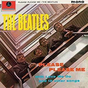 Beatles - Please Please Me (180G/Mono)