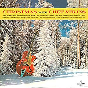 Atkins, Chet - Christmas with Chet Atkins (Ltd Ed/RM/180G)