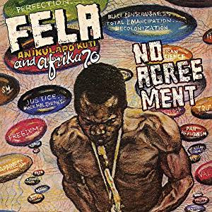 Kuti, Fela -  No Agreement (RI)