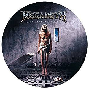 Megadeth - Countdown To Extinction (Ltd Ed/RM/Picture Disc)