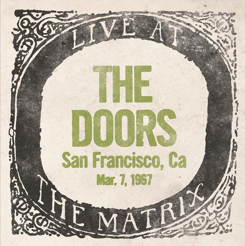 Doors - Live At the Matrix '67 (2017RSD)