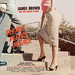 Brown, James and His Famous Flames - Please, Please, Please (RI/180G/Red vinyl)