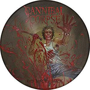 Cannibal Corpse - Red Before Black (Picture Disc)