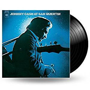 Cash, Johnny - Johnny Cash At San Quentin (RM/180G)