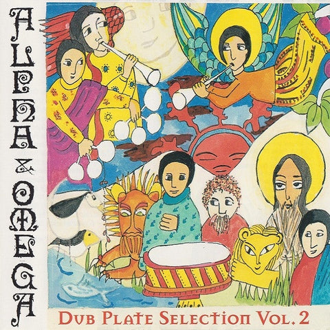 Alpha & Omega - Dubplate Selection Vol. 2 (RI)