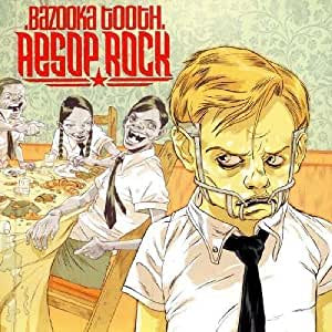 Aesop Rock - Bazooka Tooth (3LP/RI/Gatefold)