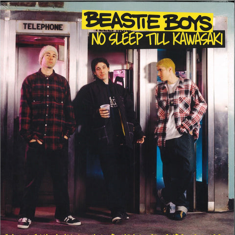 Beastie Boys - No Sleep Till Kawasaki: Live at the Kawasaki Citta Club, Japan, 19 Sept 92