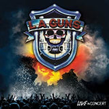 L.A. Guns - Live in Concert (Ltd Ed/Red vinyl)