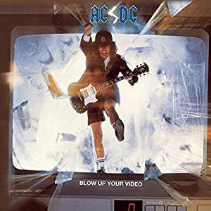 AC/DC - Blow Up Your Video (RI/RM/180G)
