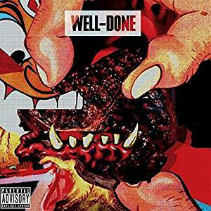 Action Bronson & Statik Selektah - Well Done (2LP/Red vinyl)