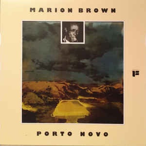 Brown, Marion - Porto Novo (2020RSD/RI/Red vinyl)