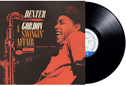 Gordon, Dexter - A Swingin' Affair (Stereo/RI/180G)