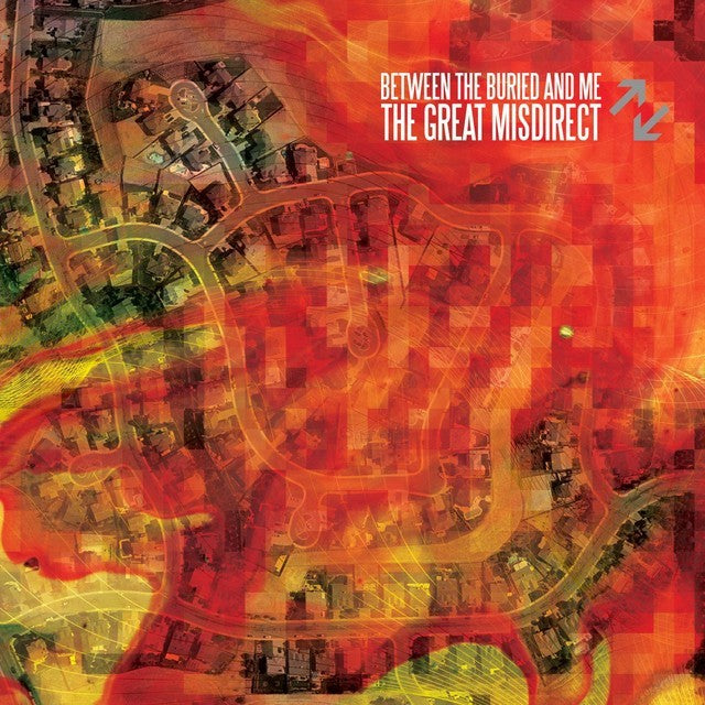 Between the Buried and Me - The Great Misdirect (2LP/RI)