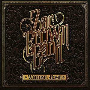 Brown; Zac Band - Welcome Home