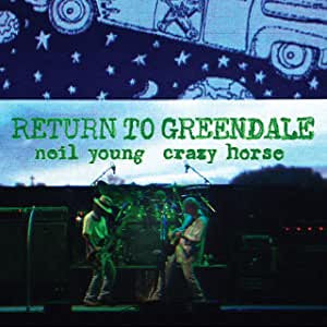 Young, Neil & Crazy Horse - Return To Greendale (2LP/2CD/2DVD Box Set/Dlx Ed)