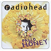 Radiohead - Pablo Honey (RI/180G)