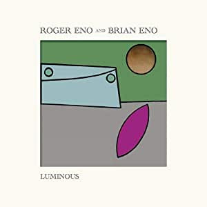 "Eno, Brian & Eno, Roger - Luminous (Indie Exclusive/Ltd Ed/12"" EP/Sun Yellow vinyl)"
