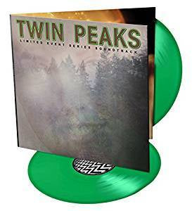 Badalamenti, Angelo - Twin Peaks (Ltd Ed/Green Vinyl)