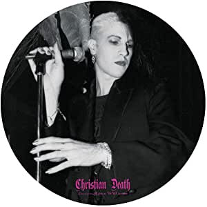 Christian Death feat. Williams, Rozz - The Rage of Angels (RI/Picture Disc)