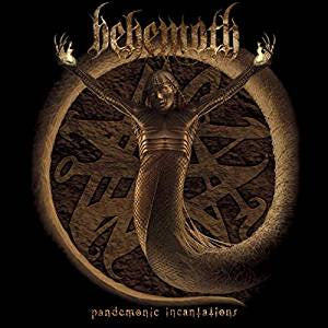 Behemoth - Pandemonic Incantations (Ltd Ed/RI/Orange vinyl)