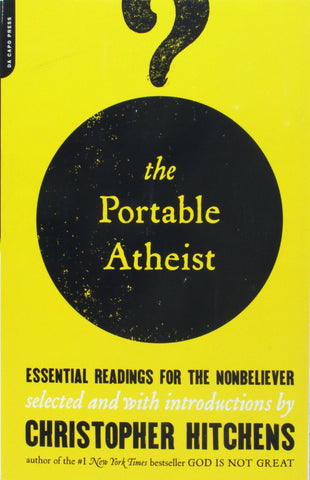 Hitchens, Christopher - the Portable Atheist