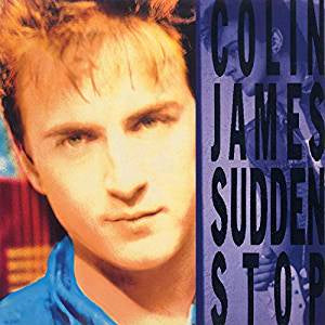 James, Colin - Sudden Stop (RI/Blue vinyl)