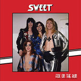Sweet, The - Fox on the Run: Rare Studio Tracks (Ltd Ed/Red vinyl)