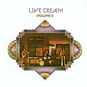 Cream - Live Cream, Volume 2 (RI/180G)