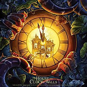 Barr, Nathan - The House With a Clock In Its Walls Original Score (2LP/180G/Coloured vinyl)