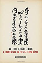 Harada, Shodo - Not One Single Thing