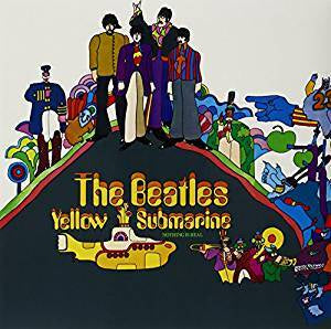 Beatles - Yellow Submarine (RI/RM/180G)