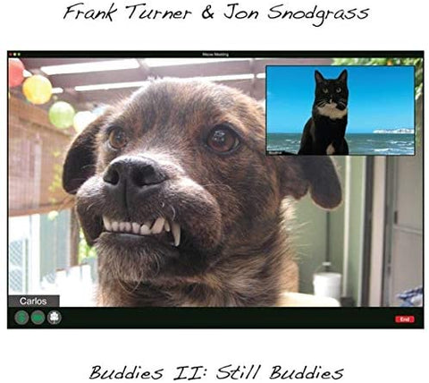 Turner, Frank & Snodgrass, Jon - Buddies II: Still Buddies