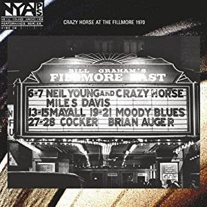 Young, Neil & Crazy Horse - Live at the Fillmore East (180G)