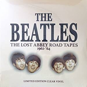 Beatles - The Lost Abbey Road Tapes 1962-1964 (Ltd Ed/Clear vinyl)