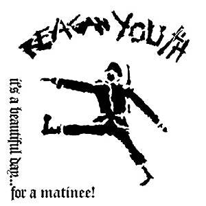 Reagan Youth - It's a Beautiful Day for a Matinée! (Ltd Ed/Splatter vinyl)